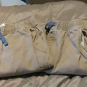 Other - Khaki boys pants 2 pairs